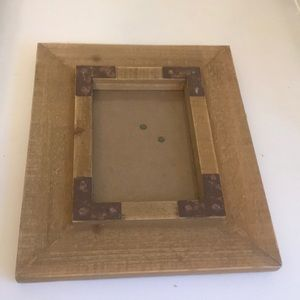 5x7 rustic picture frame